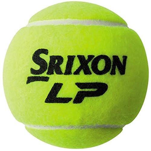 SRIXON(スリクソン) プレッシャーレス テニスボール スリクソンLP (30 ヶ入り) SLP30BAG 送料無料 条件付き 送料無料
