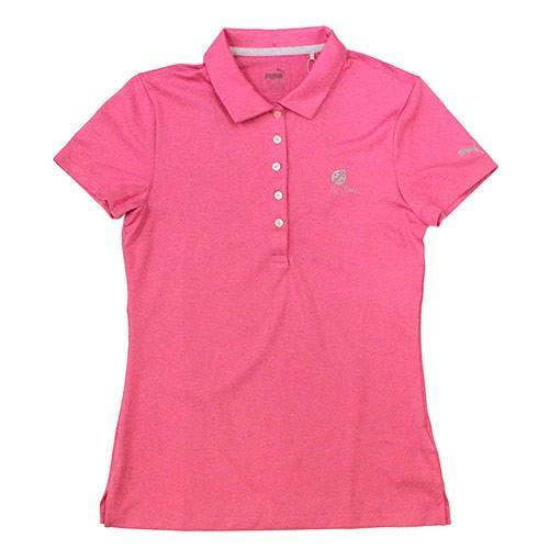 ハワイ ゴルフ レディース ポロシャツ ピンク Sサイズ おしゃれ