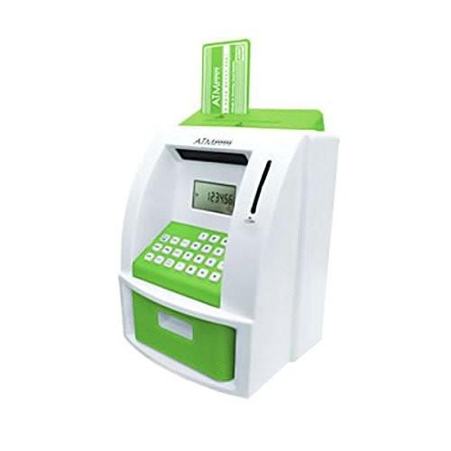 ATMメモリーバンク グリーン clartellc