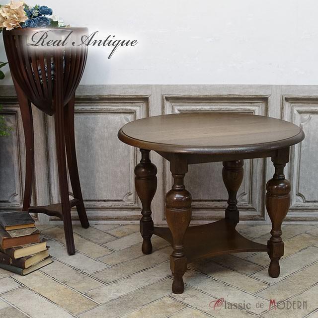 リアルアンティーク コーヒーテーブル 1940年頃 オーク材 フランス antique62794