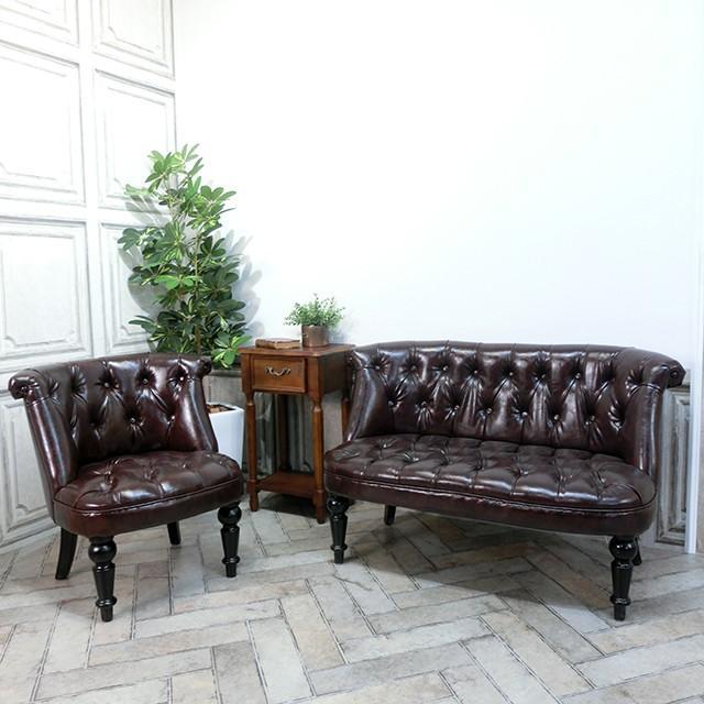 ダブルソファ ラムズゲイト 長椅子 アンティーク かわいい  ボタンダウン エレガント クラシック ローソファ レトロ シャビー AJ2P38K|classic-de-modern|13