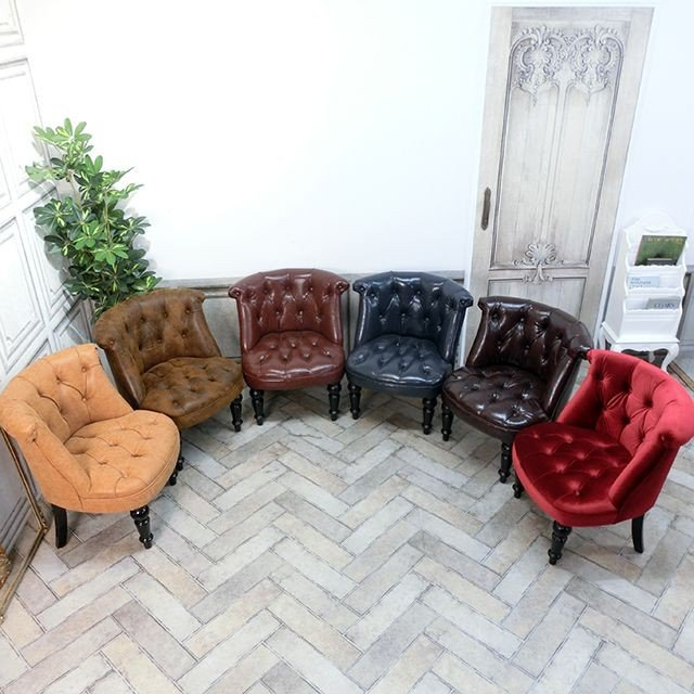 ダブルソファ ラムズゲイト 長椅子 アンティーク かわいい  ボタンダウン エレガント クラシック ローソファ レトロ シャビー AJ2P38K|classic-de-modern|09