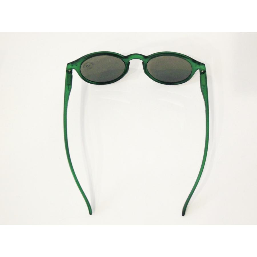 イジピジ IZIPIZI サングラス #D グリーン 緑 メンズ レディース 新品 未使用 通販 人気 男性 女性 ボストンアウトドア classica 05