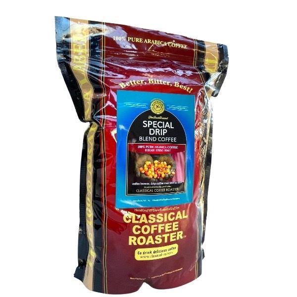 コーヒー 珈琲 コーヒー豆 スペシャル ドリップ ブレンドコーヒー 1kg 2.2lb 豆 のまま|classicalcoffee