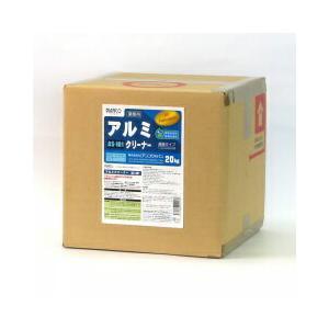 ビアンコジャパン アルミクリーナー 20kg【業務用 アルミサッシやアルミ手すりなどの洗浄に】