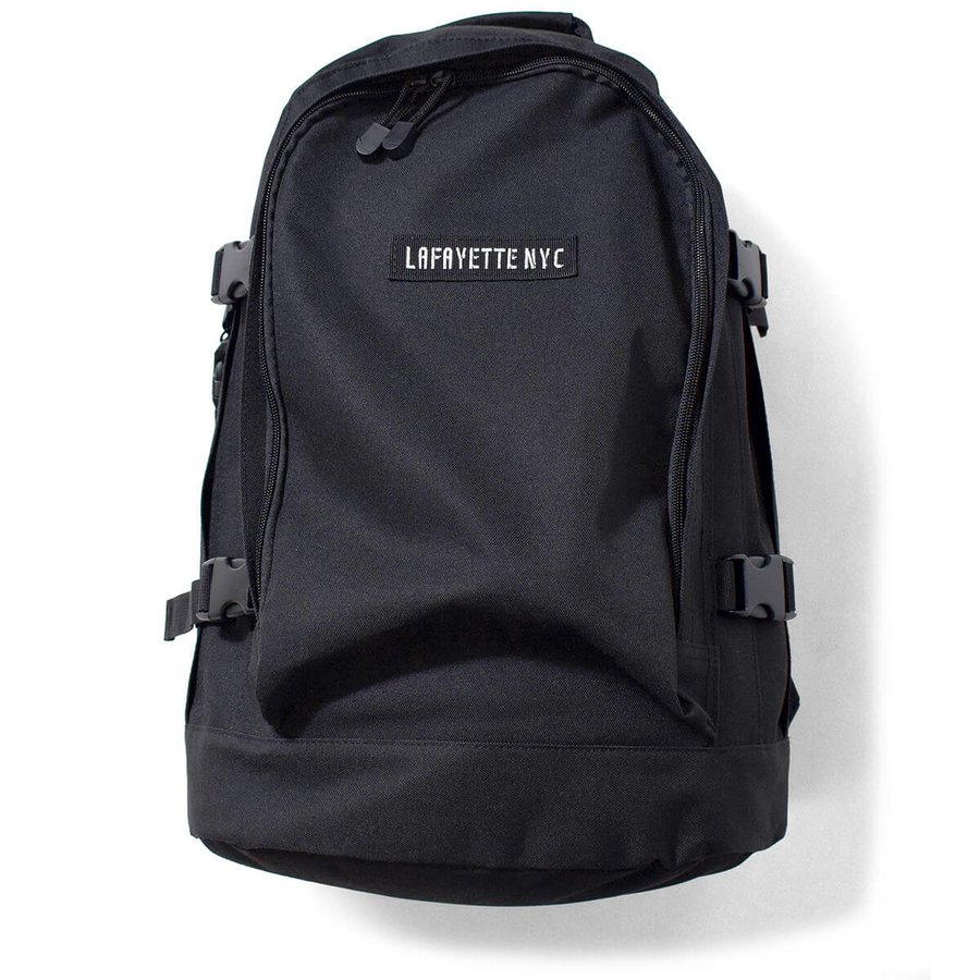 大人気の Lafayette ラファイエット TACTICAL BACKPACK バックパック LFT18SS057 BLACK ブラック, ヒヨシムラ 6bd8db57