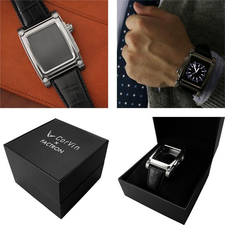 アップル ウォッチ ケースバンド 42mm Apple Watch スマートウォッチ バンド 宅配便送料無料|clicktrust|04