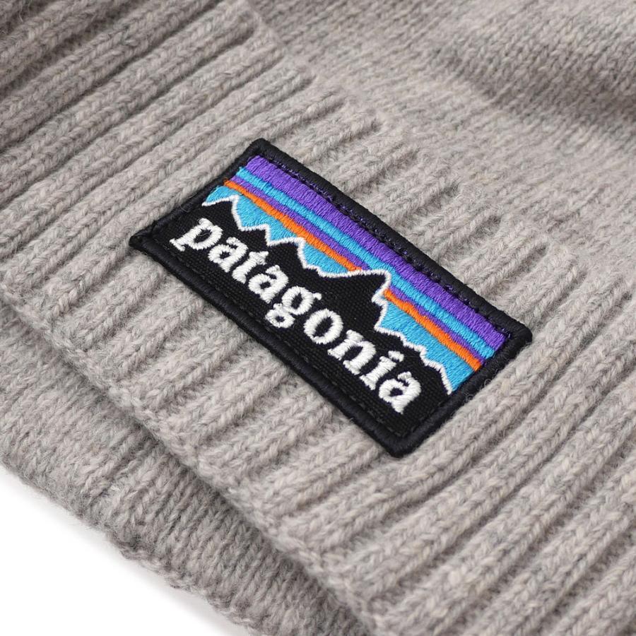 新品 パタゴニア Patagonia Brodeo Beanie ブロデオ ビーニー DRIFTER GREY グレー 灰色 PLDG 29206 253000553012 ヘッドウェア cliffedge 04