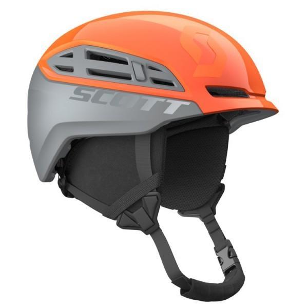 スコット Helmet Couloir 2 ヘルメット(Orange / Grey)