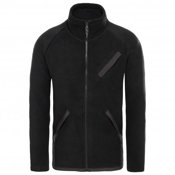 ザ・ノース・フェイス Cragmont Fleece FullZip フリースジャケット(TNF Black)