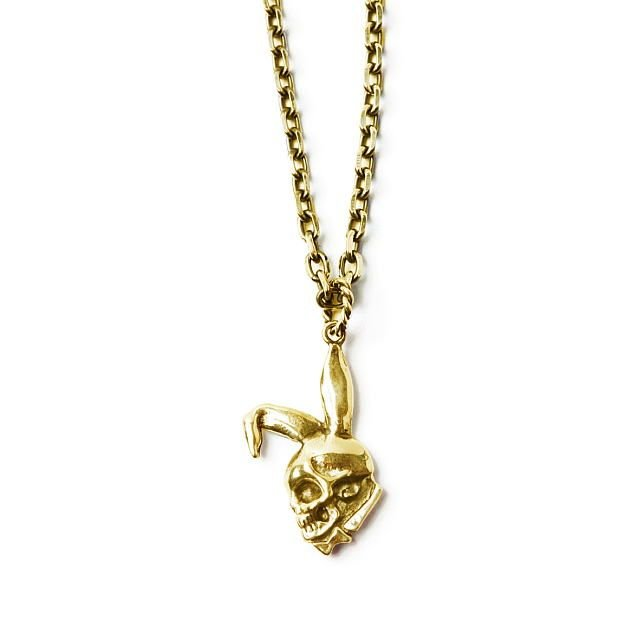 【SEAL限定商品】 【CRIMIE/クライミー】 CRIMIE BUNNY NECKLESS (GOLD), WORM TOKYO 1738530f