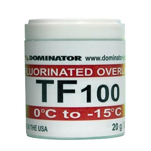 最安値に挑戦!スタートワックス DOMINATOR ドミネーター TF100 20g 生塗り用スタート&トップスピードアディティブ 固形 スキー スノーボード WAX