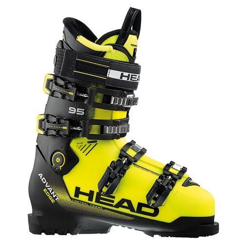 スキーブーツ 旧モデル HEAD ヘッド ADVANT EDGE 95 黄/黒 17-18モデル メンズ 型落ち