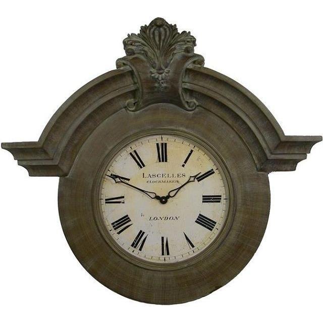 掛け時計 ロジャーラッセル RogerLascelles Large Ornamental Chateau   GRAND-ORN-LASC 送料無料