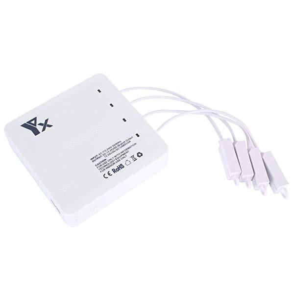 DJI Mavic Air 用 充電器 6 in 1 充電器 マルチ ハブ、 急速充電器