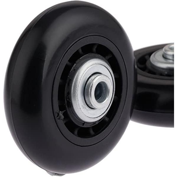 車輪用交換タイヤキット 2個セット 静音シリーズキャスター スーツケース 交換ホイール ショッピングカート キャリーバッグ タイ...|clorets|05
