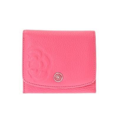 激安本物 クレイサス 財布 折財布 ラデュレII 二つ折り ピンク CLATHAS, pochitto 596d4534