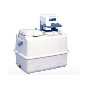 ###エバラ/荏原 水道加圧装置【HPT-100GA+32X25HPJS5.75B】50Hz 三相200V 受水槽HPT型+浅井戸用ジェットポンプHPJS型 FRP製受水槽付 1000L