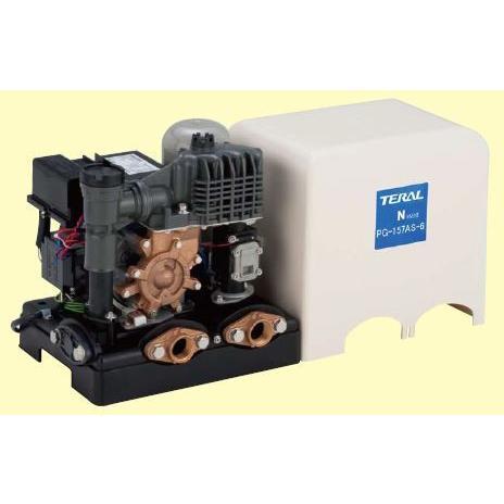 テラル浅井戸用定圧給水式ポンプ 60Hz【PG-158AS-6】150W 単相100V