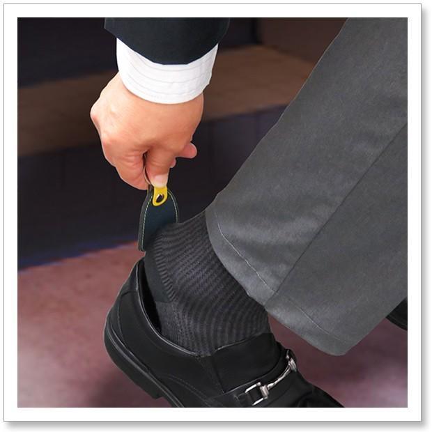 シューホーンキーホルダー 携帯用靴べら 本革 レザー 革 日本製 キーリング メンズ レディース シールアル 名入れ可 母の日ラッピング無料 2021 プレゼント cluar 04