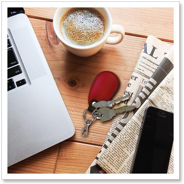 シューホーンキーホルダー 携帯用靴べら 本革 レザー 革 日本製 キーリング メンズ レディース シールアル 名入れ可 母の日ラッピング無料 2021 プレゼント cluar 05