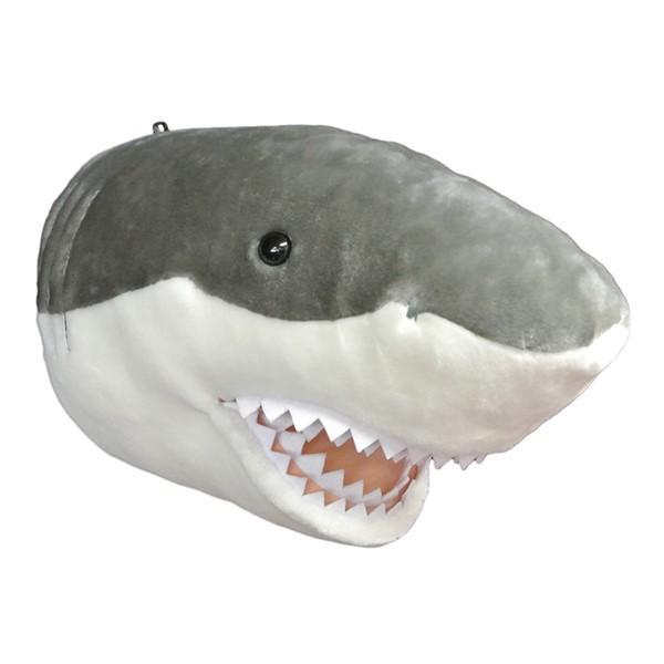 WILD&SOFT(ワイルドアンドソフト) アニマルヘッド サメ BIBIB&Co(ビビブアンドコー) Animal Head