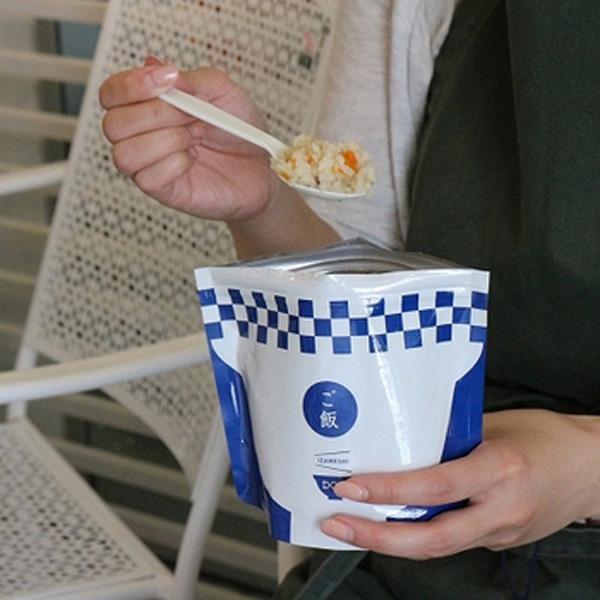 IZAMESHI(イザメシ) DON(丼) 素材を活かした鶏ごぼう丼 (長期保存食/3年保存/DON(丼)) 非常食 保存食 備蓄食|clubestashop|10