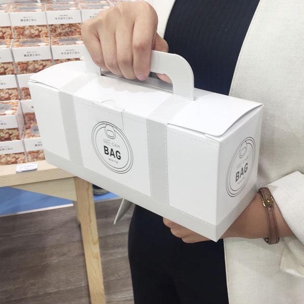 IZAMESHI(イザメシ) ギフトセット 缶詰 CAN BAG カンバッグ 6缶セット WHITE ホワイト (長期保存食/3年保存/缶)|clubestashop|06