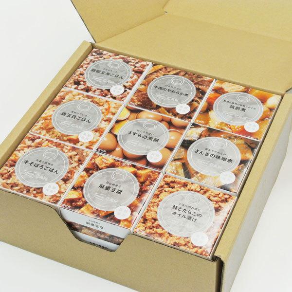 IZAMESHI(イザメシ) ギフトセット 缶詰 CAN STOCK カンストック 18缶セット (長期保存食/3年保存/缶)|clubestashop|05