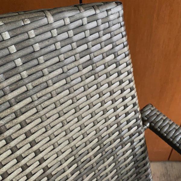 PATIO PETITE(パティオプティ) SAHARA サハラ・スタッキングチェア2 椅子 屋外用家具 人工ラタン いす アウトドア ガーデン チェア テラス バルコニー アジアン|clubestashop|03