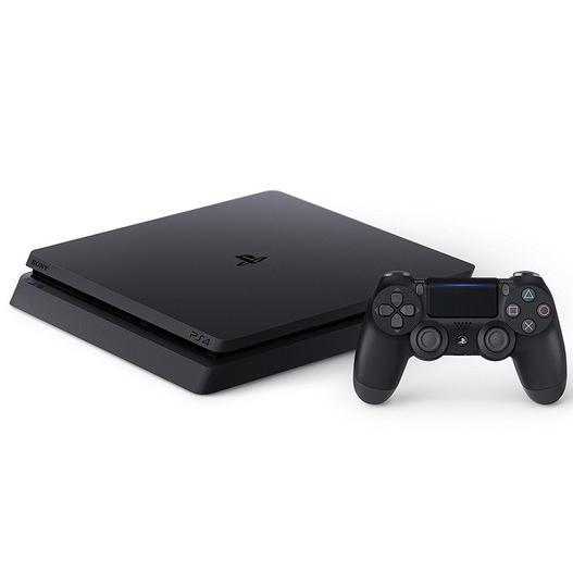 中古本体/PlayStation4 500GB ブラック (CUH-2100AB01)