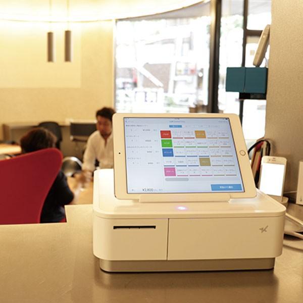 Airレジ スターターパック スター精密  mPOPセット(iPadなし) WHT|cmi-store|04