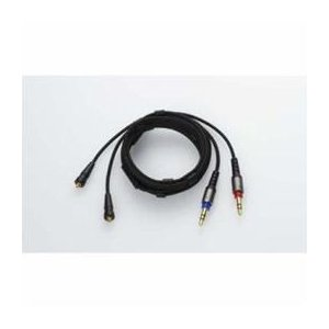 ☆JVCケンウッド バランス接続対応ヘッドホンリケーブル 1.2m CN-HM01MB|cnf3