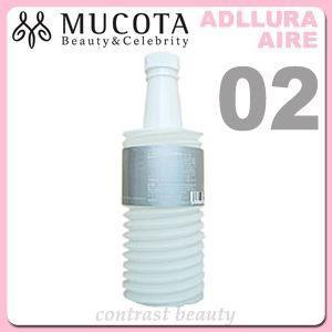 ムコタ アデューラ アイレ02 エモリエントCMCシャンプー アクア 700ml 詰め替え 美容室 サロン専売品|co-beauty