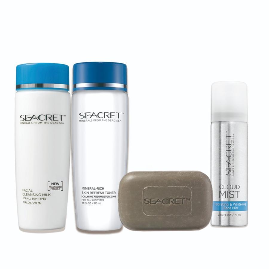 SEACRET クリーンスキンマッド スキンケア しっとり オイリースキン 送料無料 シークレット 正規品|co-essence-shop