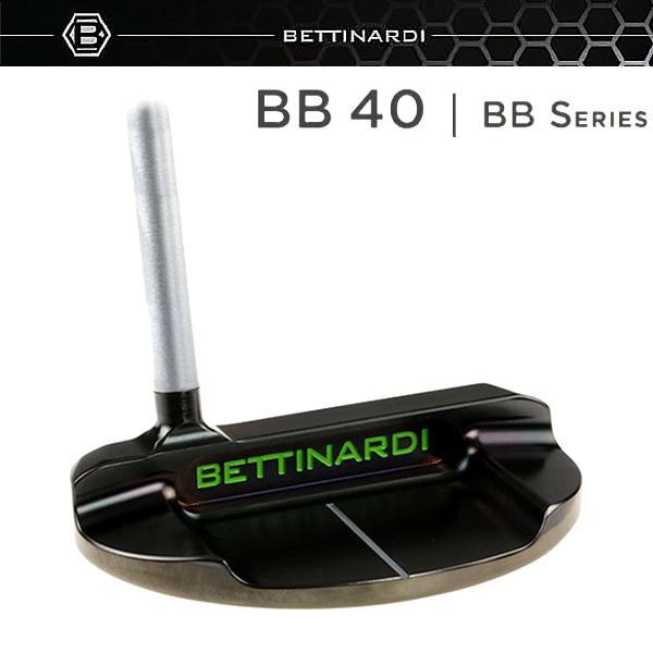 日本最大級 【ただいまポイント5倍!!】 パター BETTINARDI -ベティナルディ- 日本仕様 BBシリーズ パター BBシリーズ BB40 34インチ 日本仕様, 【特別訳あり特価】:695d32e7 --- airmodconsu.dominiotemporario.com