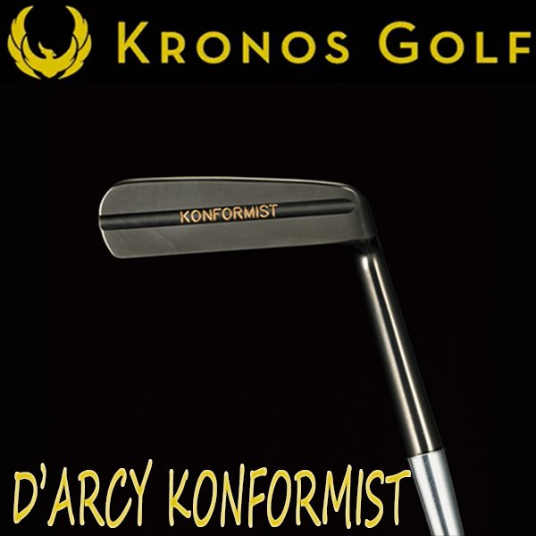 KRONOS GOLF -クロノスゴルフ-  D'Arcy KONFORMIST ダーシー コンフォーミスト  34インチ