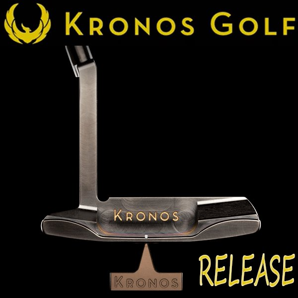 KRONOS GOLF -クロノスゴルフ-  RELEASE リリース