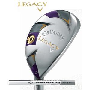 ファッションの 【ただいまポイント5倍!!】 Callaway -キャロウェイ-LEGACY ユーティリティー(2012) -レガシー-LEGACY SERIES HL カーボンシャフト, 名入れボールゴルフギフトゴルゴル 9df64f5f