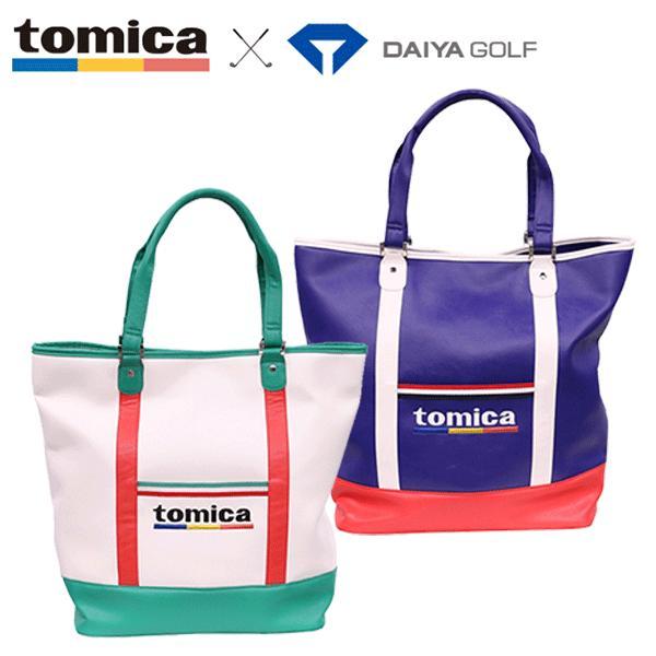【トミカ × DAIYA】 DAIYA -ダイヤ- tomica トートバッグ 4101 【BB-4101】