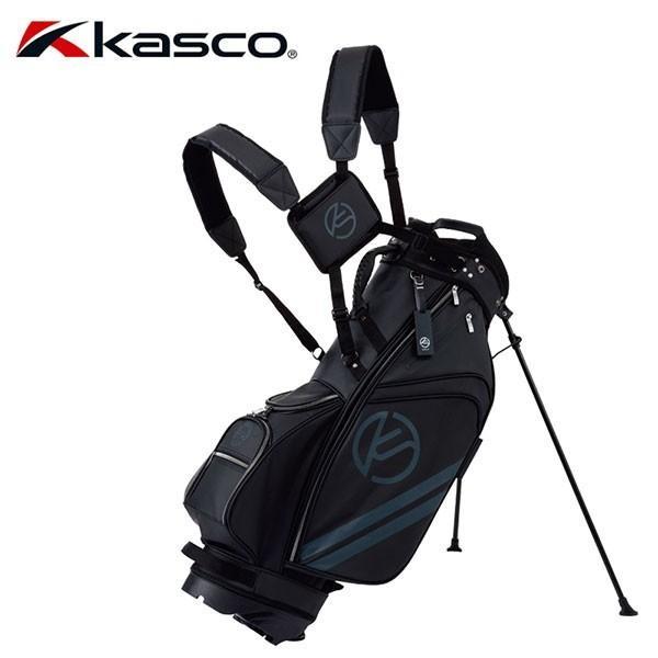 KASCO スタンドキャディバッグ 【KS-089T(28604)】 スタンドバッグ 【ネーム刻印・送料無料】