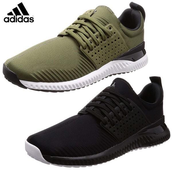 adidas -アディダス- adicross bounce (Textile) (アディクロス バウンス テキスタイル) メンズ ゴルフシューズ スパイクレス