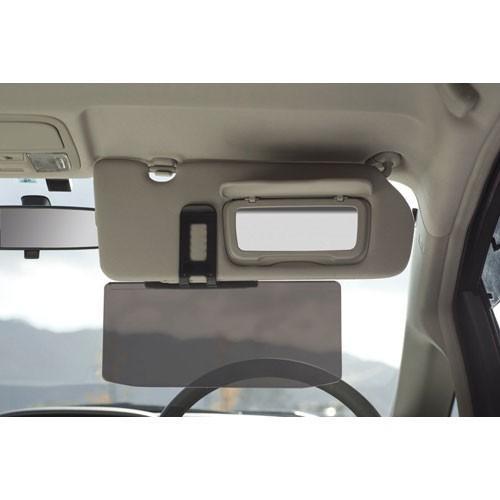 イモタニ UVワイドバイザー 1222062 車 日よけ 遮光 紫外線対策 UV|cocoatta|03