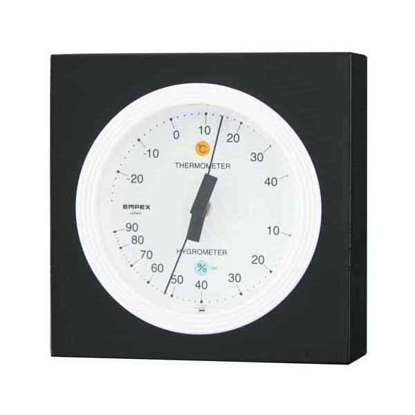 【返品交換不可】 MN-4821 MONO 温湿度計 エンペックス EMPEX-健康管理、計測計