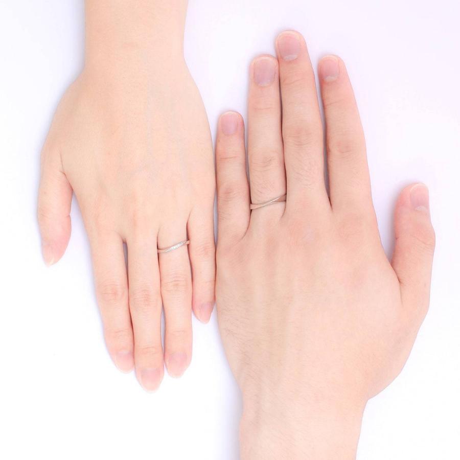ペアリング 安い 2本セット 天然ダイヤ プラチナ900 ダイヤモンド 金属アレルギー 日本製 ホワイトデー ギフト プレゼント|cococaru|06