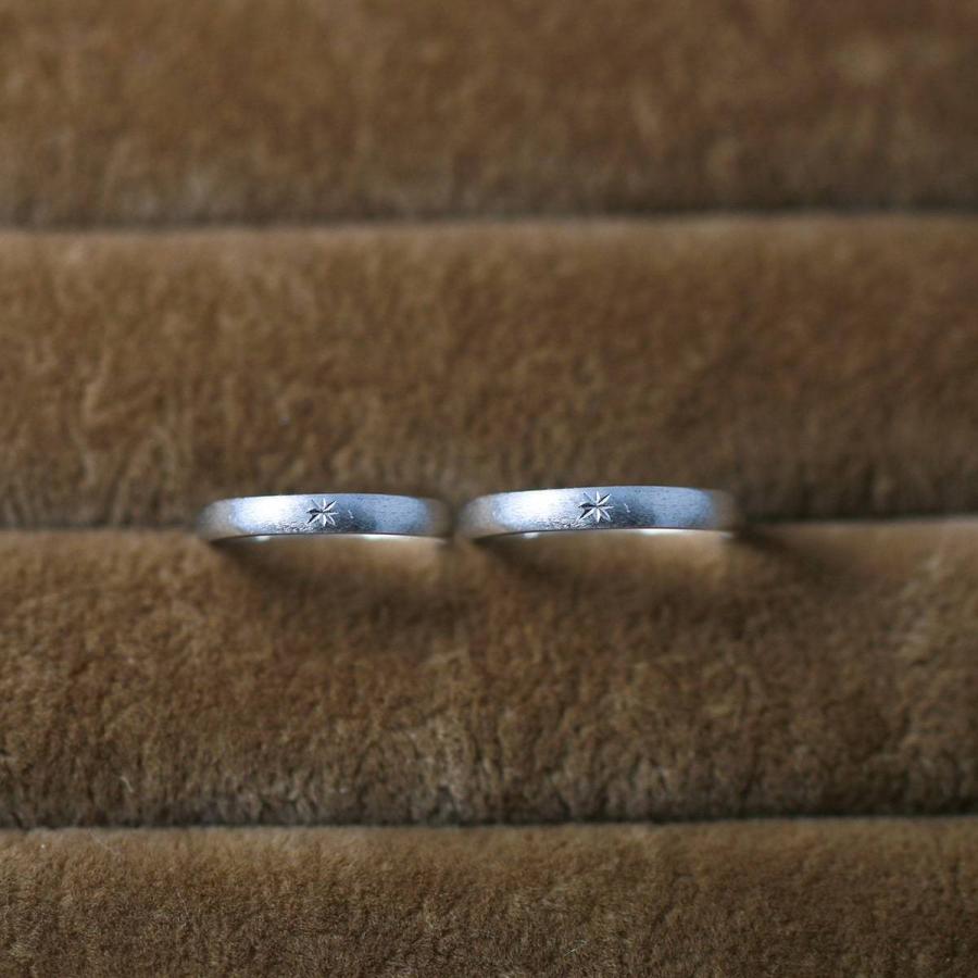 ペアリング シルバー925 安い 2本セット 金属アレルギー 日本製 ホワイトデー ギフト プレゼント|cococaru|03