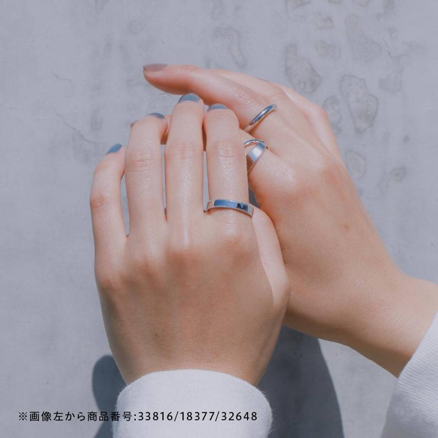 地金 リング シルバー925 真鍮 ファッションリング 品質保証書 金属アレルギー 日本製 ホワイトデー ギフト プレゼント|cococaru|05