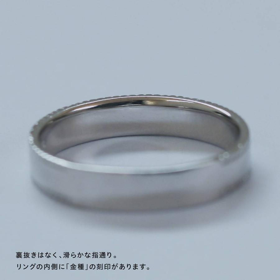 地金 リング シルバー925 真鍮 ファッションリング 品質保証書 金属アレルギー 日本製 ホワイトデー ギフト プレゼント|cococaru|09