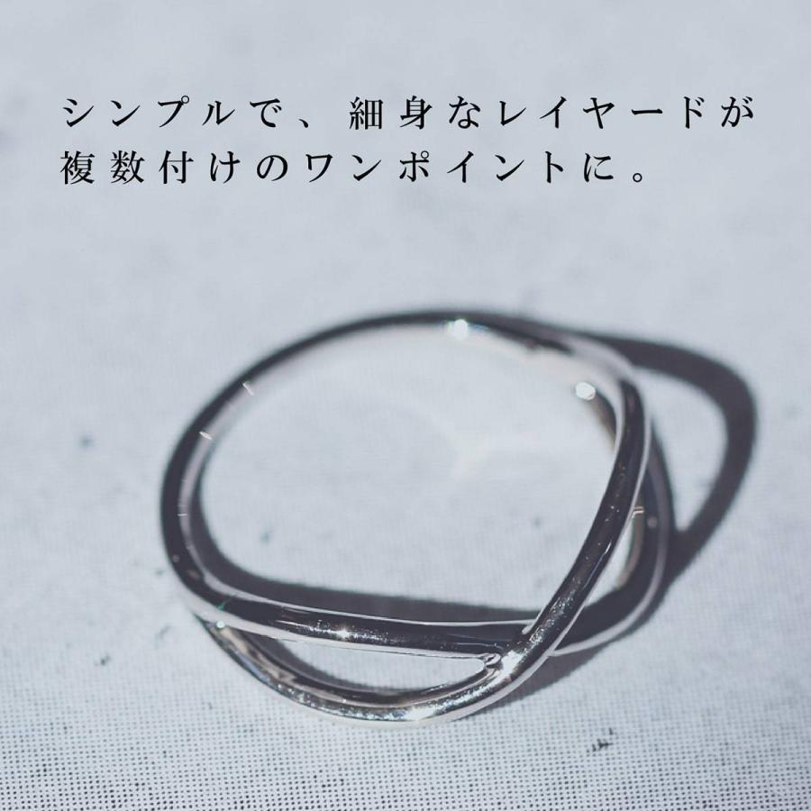 地金 リング シルバー925 ファッションリング 品質保証書 金属アレルギー 日本製 ホワイトデー ギフト プレゼント|cococaru|02