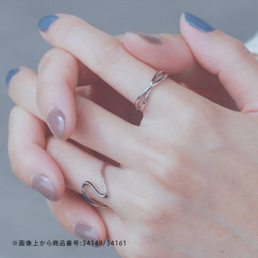 地金 リング シルバー925 ファッションリング 品質保証書 金属アレルギー 日本製 ホワイトデー ギフト プレゼント|cococaru|05